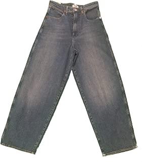 Fashion 2021 - Ausgebreitete Damen Jeanshose