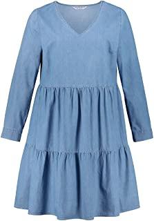 Damen Kleider - Blaues Kleid Titelbild